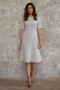 Сукня «Ельвіра» сірого кольору
