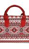 Сумка-бочонок «Вышиванка традиционная»