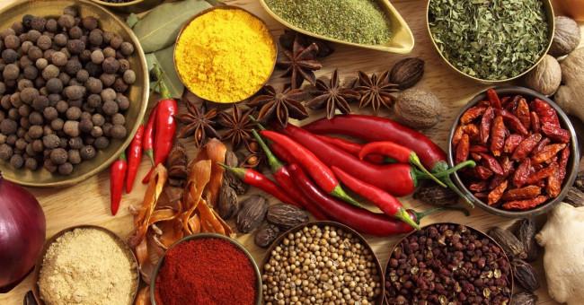 Пряности и специи украинской национальной кухни