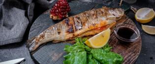 ТОП-10 рецептів рибних страв