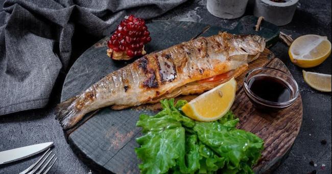 ТОП-10 рецептів рибних страв>
