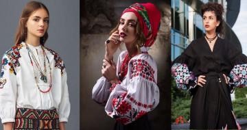 Модная трансформация вышиванки