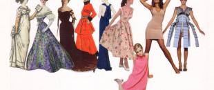 Історія сукні: від шкури мамонта до ХХ століття