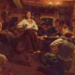 Традиційні розваги наших предків: вечорниці