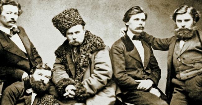 15 малоизвестных фактов о Тарасе Шевченко>
