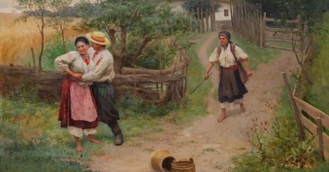 Яким було кохання наших предків