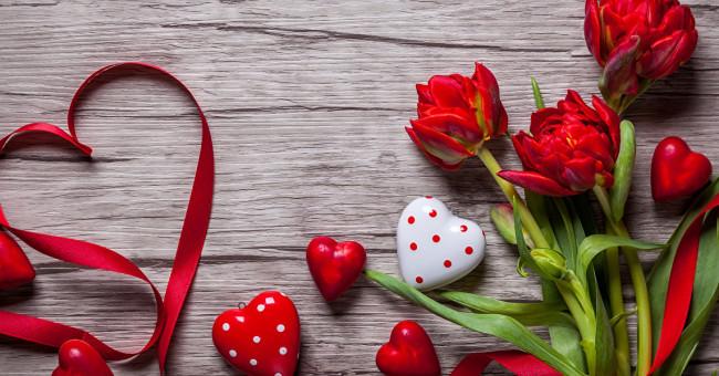 15 мест для романтичного Дня Валентина