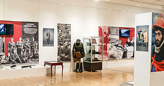 Музей Гідності, або культурна спадщина Революцій>