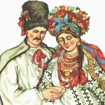 Традиційні українські весільні строї: регіональні особливості