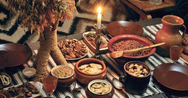 Рождественское меню: 12 блюд к праздничному столу!>