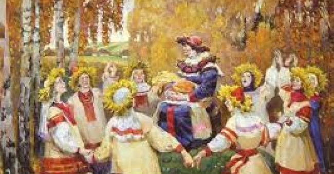 Сімейні обряди та традиції українців>
