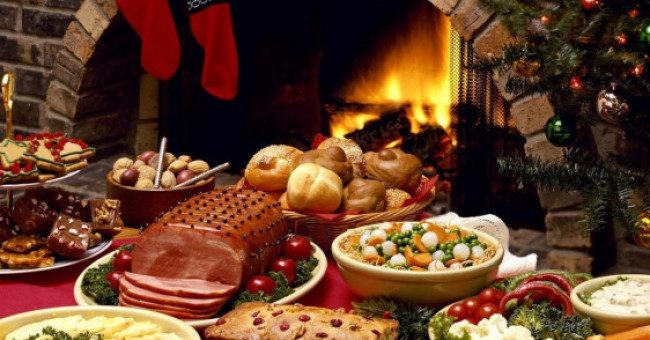 12 страв до новорічного столу, або Чим здивувати гостей>