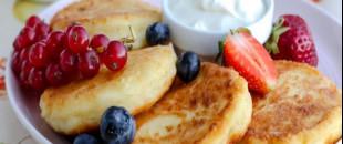 Традиционный украинский десерт. 5 необычных рецептов сырников