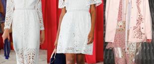Вишивка «Рішельє»: аристократичне походження та сучасне втілення в модних тенденціях