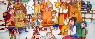 Щедрый вечер, добрый вечер! Украинские щедривки для детей и взрослых на Старый Новый год (видео)