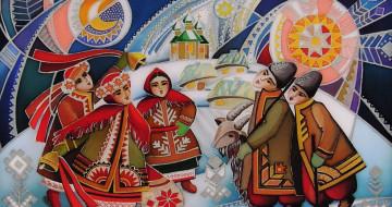 Коляда идет! Украинские колядки для детей на Рождество