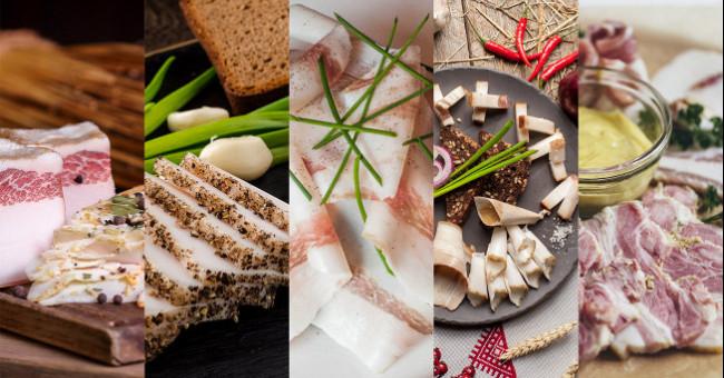 Український смаколик: ТОП - 5 способів приготування смачного сала>