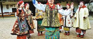 Колодія величаймо  — Весну зустрічаймо! Масниця в Україні!