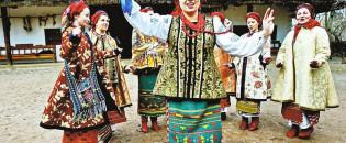 Колодія величаймо  — Весну зустірчаймо! Масниця в Україні!