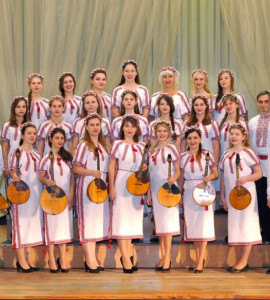 Оркестр народних інструментів Кам'янського музичного коледжу