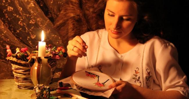 Вишивання рушників - самобутній магічний ритуал>