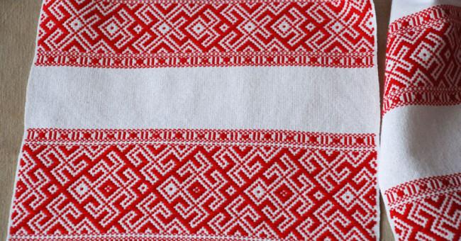 Основні традиційні символи і системи знаків у вишивках українських рушників
