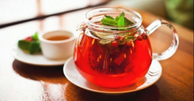 ТОП-12 рецептов зимнего чая