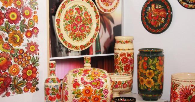 Традиции украинского искусства и их новая жизнь