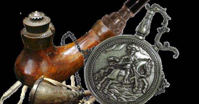 Що було у люльці у козаків?>