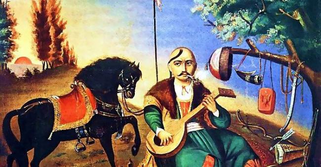 Етносимвол української культури «Козак-Мамай»>