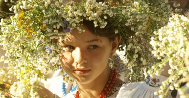Традиційні українські обрядові пісні >