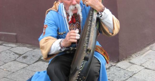 Українські думи - народний козацький епос>