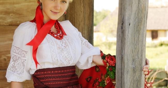 Магические орнаменты украинских вышиванок