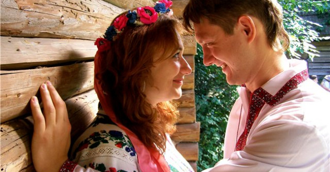 Українське сватання>