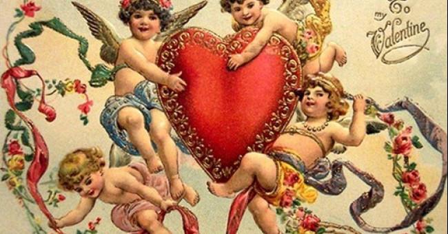 Свято Святого Валентина>