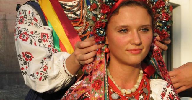 Український етнічний стиль в прикрасах >