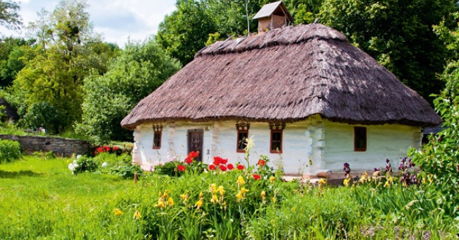 Український стиль в архітектурі, інтер'єрах та ландшафті >