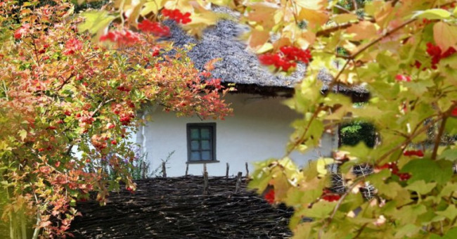 Українські правила і традиції для будівництва нового будинку>
