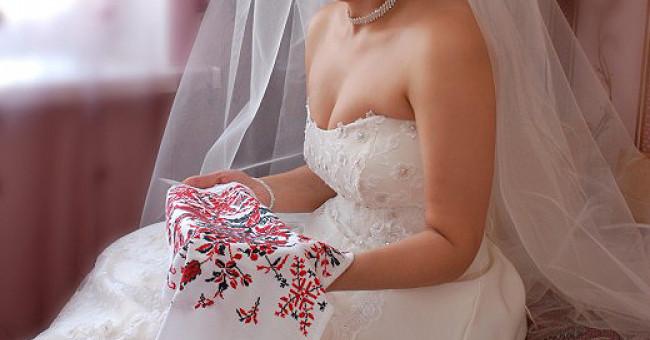 Роль і значення весільного рушника