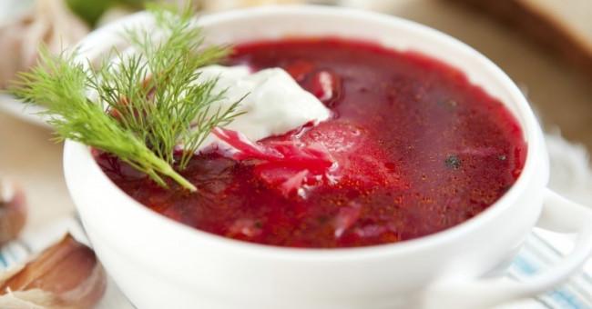 11 самых вкусных рецептов борща или борщевая экскурсия по Украине