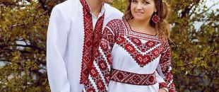 Різнобарв'я українських вишивок або 24 неповторні сорочки-вишиванки