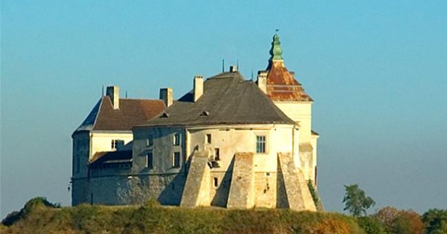 Україна Inkognito: 23 замки, фортеці, палаци