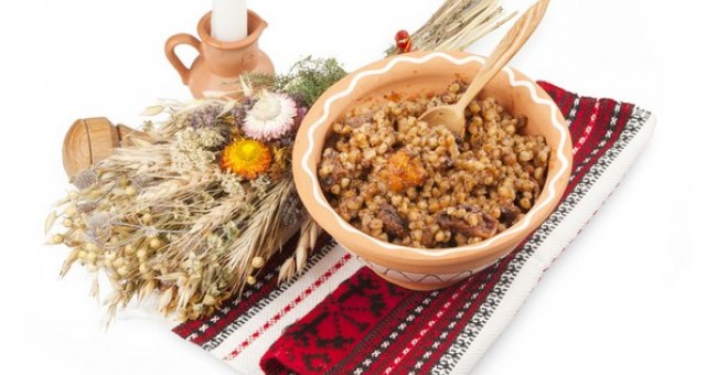 Как праздновать Сочельник или 12 постных рецептов