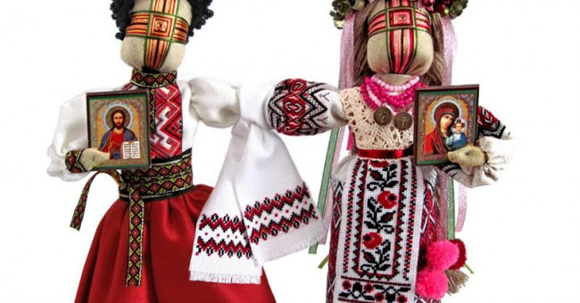 Лялька-мотанка - історичні витоки оберега