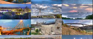 Топ 15 мостов Украины