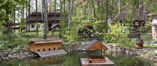 """""""Українське село"""" – етно-комплекс для прогулянки вихідними"""