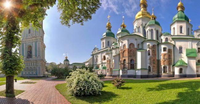 Екскурсійна прогулянка храмами Києва>