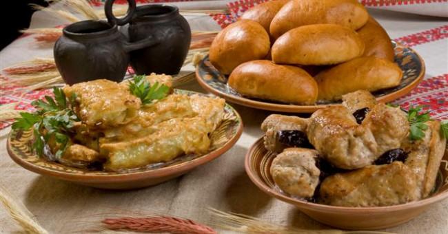 Вкусные визитки украинской кухни, или Чем угощают в разных уголках страны?