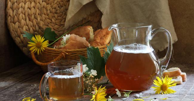 Варим пиво и квас или чем освежится в знойные дни