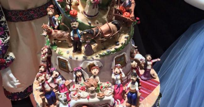 Український торт переміг на європейському конкурсі
